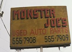 Monster Joe's