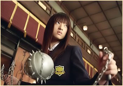 Gogo Yubari The Quentin Tarantino Archives Gogo yubari est une écolière japonaise de 17 ans et un tueur à gages. gogo yubari the quentin tarantino
