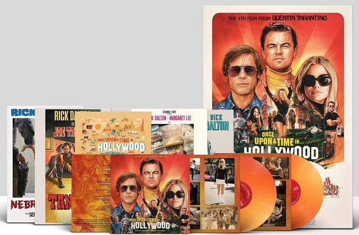 Once Upon A Time In Hollywood Soundtrack The Quentin