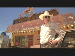 Michael Parks as Texas Ranger Earl McGraw in From Dusk Till Dawn.jpg